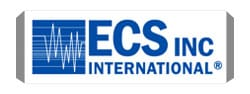 ECS International Logo